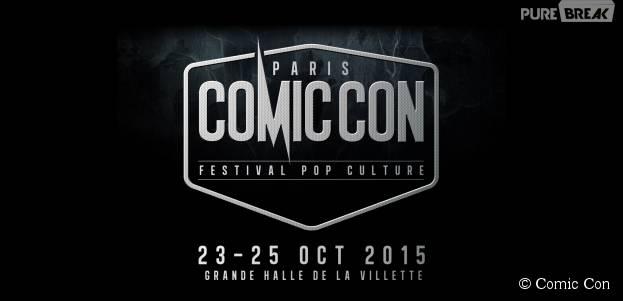 Comic Con (Paris) aura lieu le 23 et 25 octobre 2015