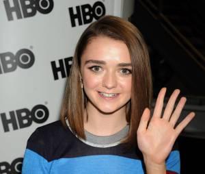 Maisie Williams (Game of Thrones) sera présente au Comic Con Paris, les 24 et 25 octobre 2015
