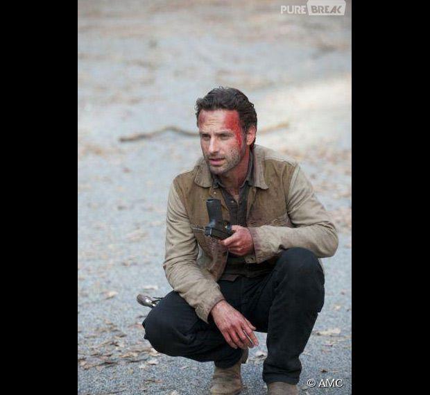 The Walking Dead saison 6 : Rick bientôt face au plus grand méchant des comics