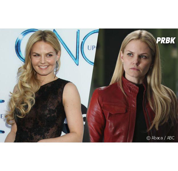 Jennifer Morrison incarne Emma dans la série Once Upon A Time