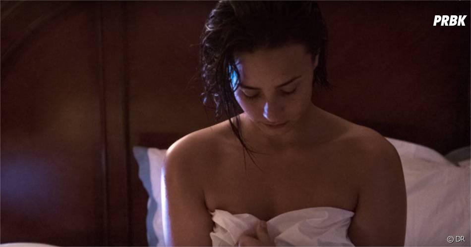 Demi Lovato toute nue pour Vanity Fair, sans maquillage ni
