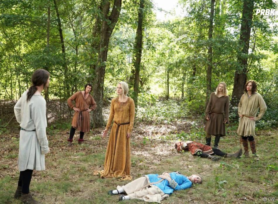 The Originals saison 3, épisode 1 : les Originaux rassemblés sur une photo