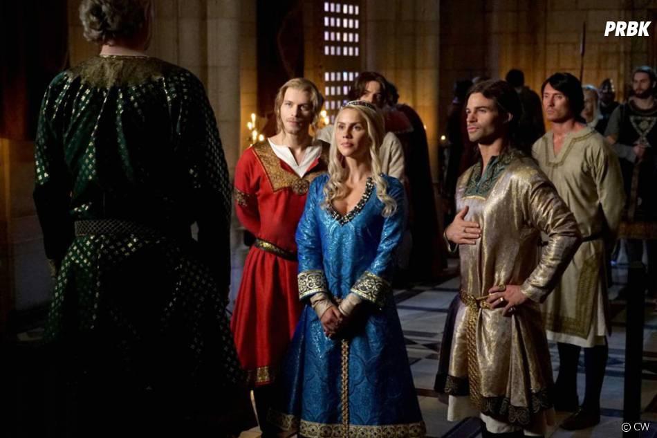 The Originals saison 3, épisode 1 : Claire Holt (Rebekah) de retour sur une photo