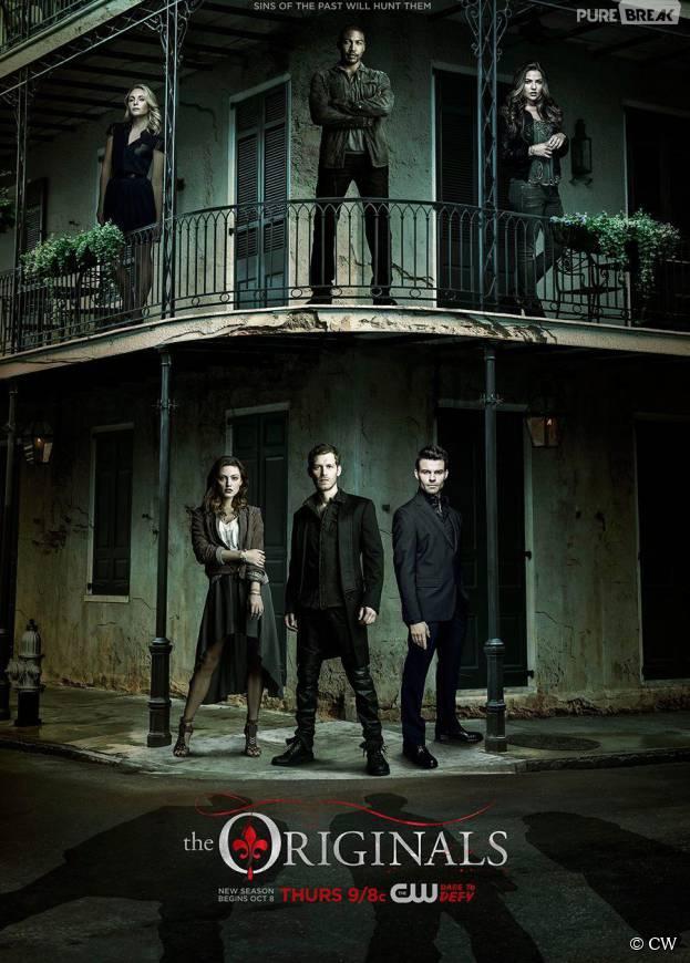 The Originals saison 3 : Klaus, sa famille menacée