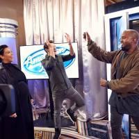 Kanye West candidat surprise d'American Idol : Kim Kardashian à ses côtés pour une audition buzz