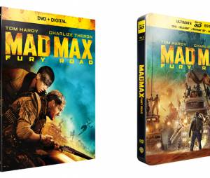Mad Max Fury Road en DVD et Blu-Ray : 3 raisons de revoir le film