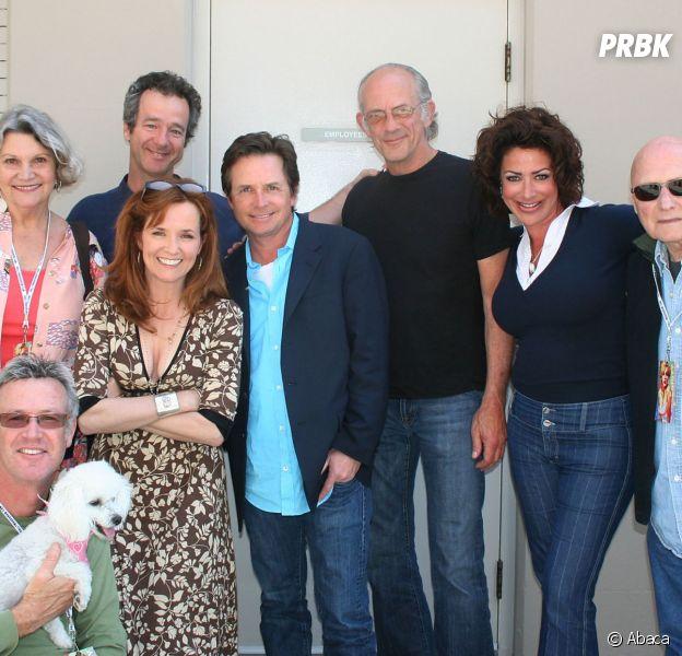 Retour vers le futur : le casting (presque) au complet lors d'une réunion organisée en 2009