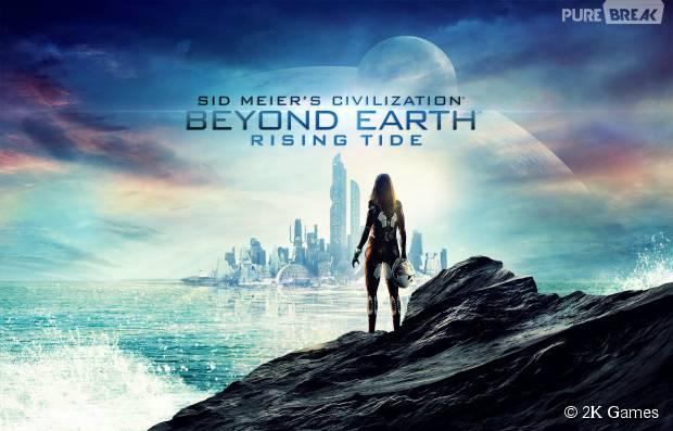 Beyond Earth - Rising Tide est disponible sur PC depuis le 9 octobre 2015