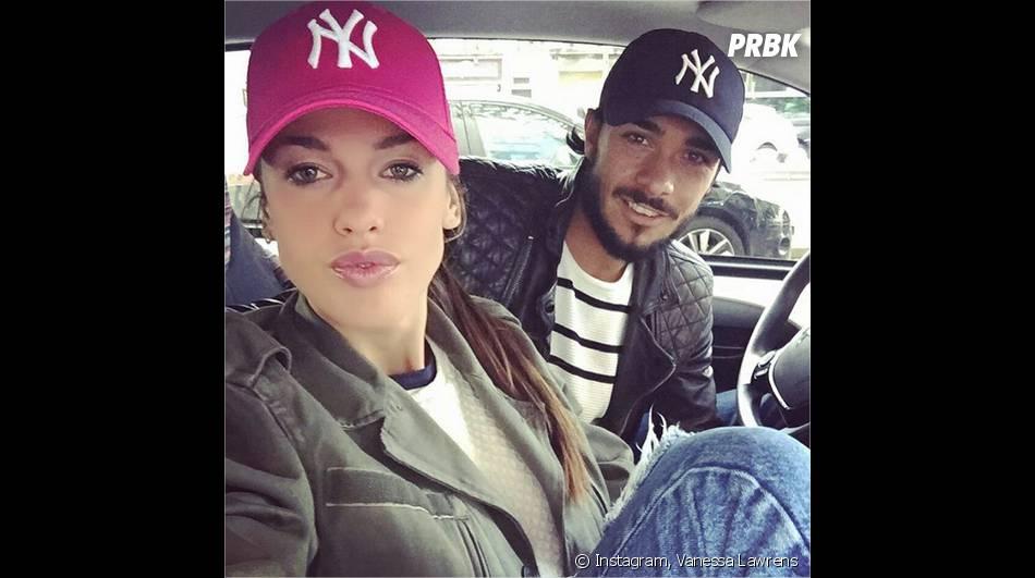 Vanessa Lawrens et Julien Guirado : un couple complice sur Instagram