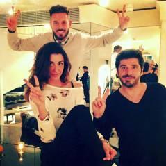 M. Pokora réuni avec Jenifer et Patrick Fiori : les coachs déjà au travail pour The Voice Kids 3