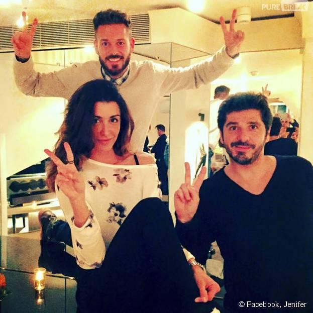 The Voice Kids 3 : M. Pokora, Jenifer et Patrick Fiori dans les coulisses de la préparation de l'émission
