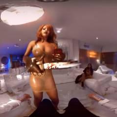 Rihanna dévoile ses tétons dans une scène coupée violente de Bitch Better Have My Money