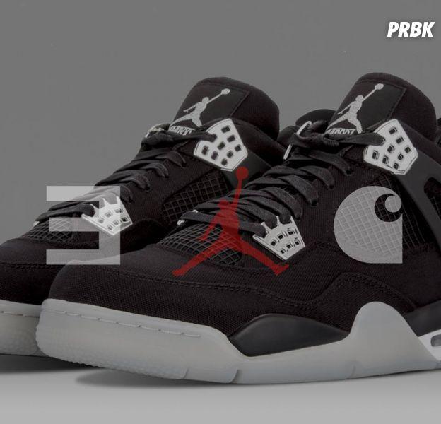 The Air Jordan IV x Shady x Carhartt : des baskets en édition limitée nées de la collaboration entre Eminem, Jordan et Carhartt