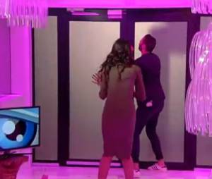 Loïc Secret Story 9 trahi Mélanie lors du prime de Secret Story 9 du 6 novembre 2015, sur TF1