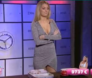 Mélanie (Secret Story 9) épargne Loïc lors du prime du 6 novembre 2015, sur TF1