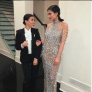 Kylie Jenner, Kendall, Kim Kardashian... : le clan sexy et rétro pour les 60 ans de leur mère