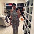 Kylie Jenner : look retro pour les 60 ans de Kris Jenner