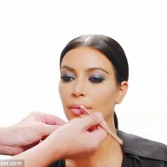 Kim Kardashian : sa technique 100% naturelle pour se gonfler les lèvres