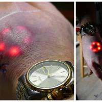 WTF : les piercings et tatouages, c'est fini, place aux LED sous la peau !