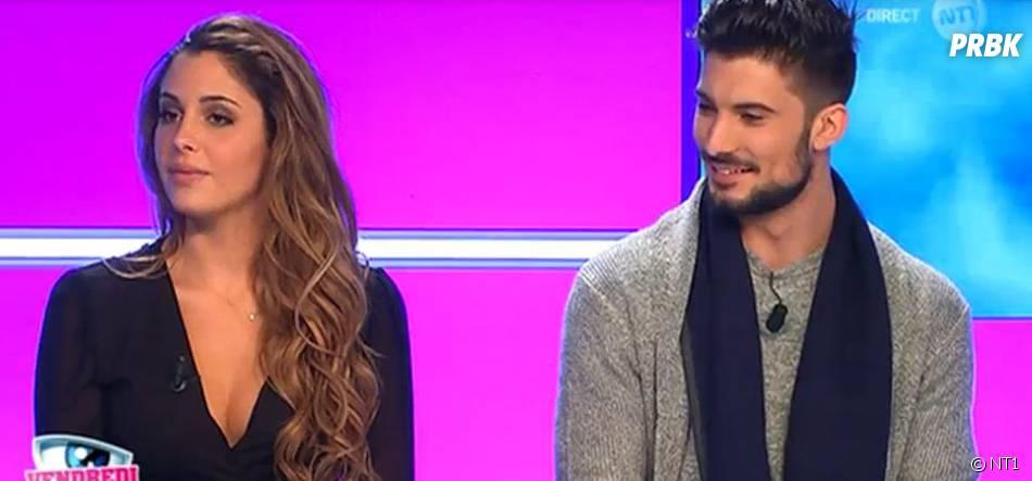 Ali (Secret Story 9) et Coralie invités dans le Débrief, le 12 novembre 2015