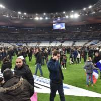 Attentats au Stade de France - Les Bleus évacués très tard, l'Allemagne a dormi sur place