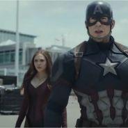 Captain America Civil War : Iron Man vs Captain America, affrontement épique dans la bande-annonce