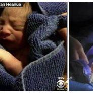 Émouvant : un nouveau-né de quelques heures retrouvé dans la crèche de Noël d'une église