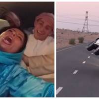 Caméra cachée : il voulait piéger sa mère avec une cascade en voiture... c'est elle qui l'a piégé !