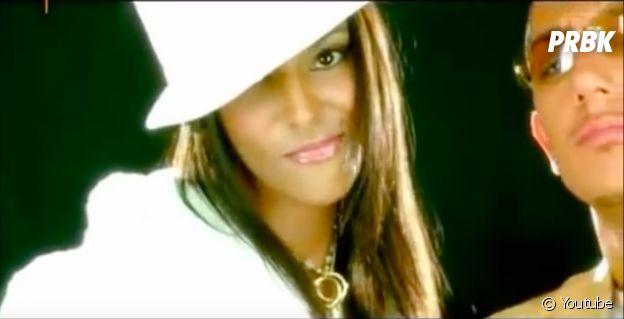 Shy'm dans le clip Une femme de couleur en 2006