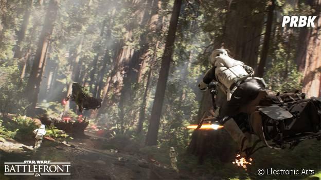 Star Wars : Battlefront - une image du jeu