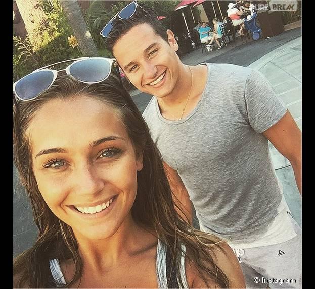 Charlotte Pirroni et Florian Thauvin : un couple heureux et amoureux depuis le début d'année 2015