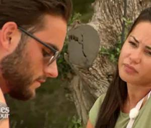 Milla (Les Princes de l'amour 3) fait une crise à Nikola