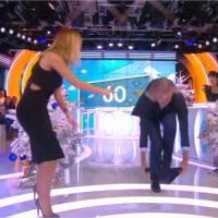 Gilles Verdez recordman de saut à slip ? Il tente sa chance dans TPMP