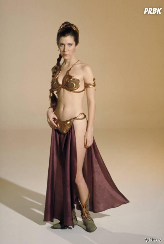 Star Wars : Carrie Fisher dans la première trilogie