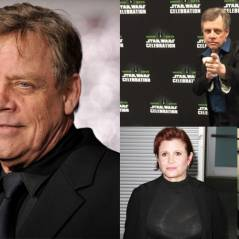Star Wars : Mark Hamill et Carrie Fisher, leur étonnante perte de poids pour le tournage du film