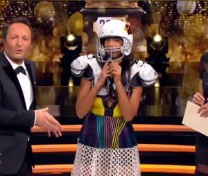Shy'm : prix de la plus belle gamelle aux Z'Awards pour sa chute à Bercy