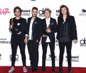 One Direction, les stars de moins de 30 ans les plus riches en 2015 selon Forbes