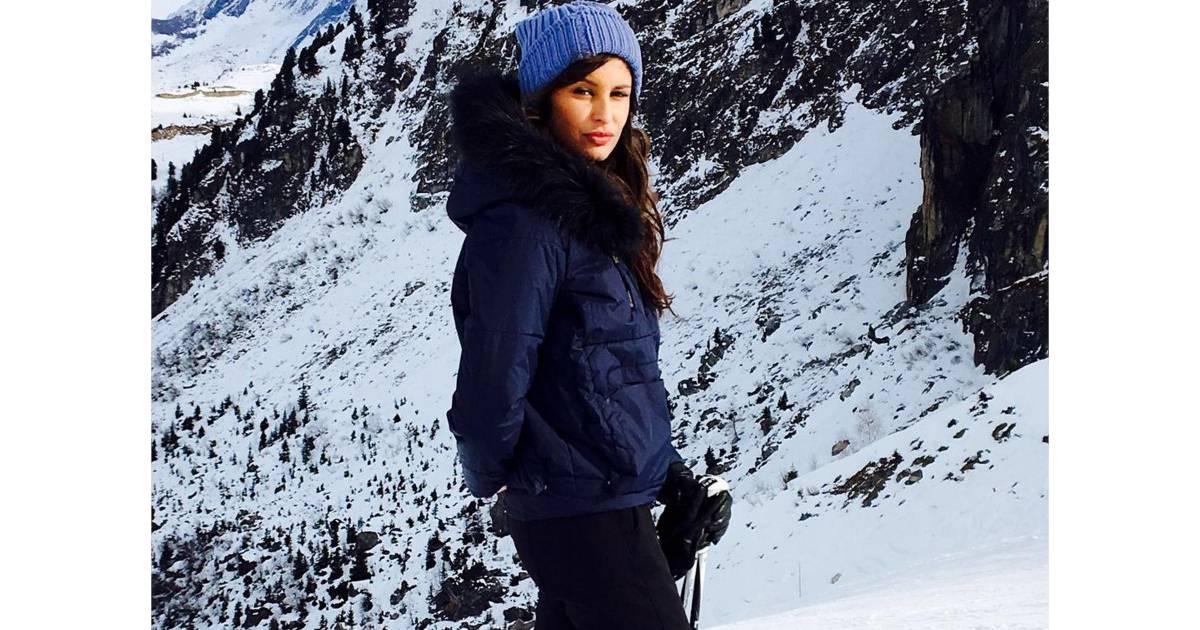 malika m nard soleil ski et bonhomme de neige pour un s jour aux arcs purebreak. Black Bedroom Furniture Sets. Home Design Ideas