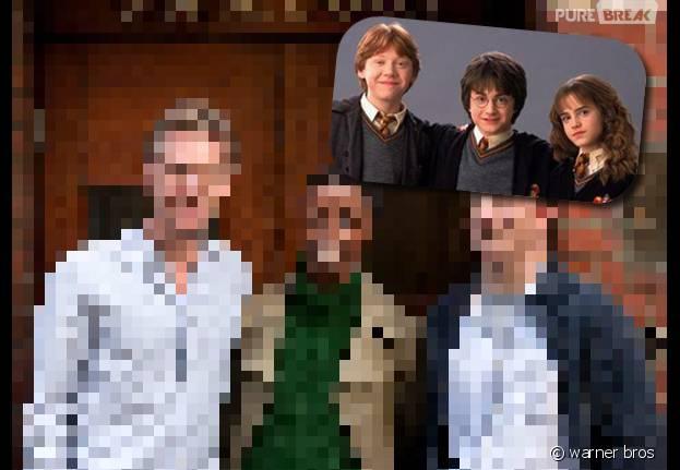 Harry Potter : les nouveaux Harry, Ron et Hermione dévoilés pour la suite en pièce de théâtre