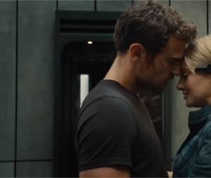 Divergente 3 : Tris et Quatre amoureux