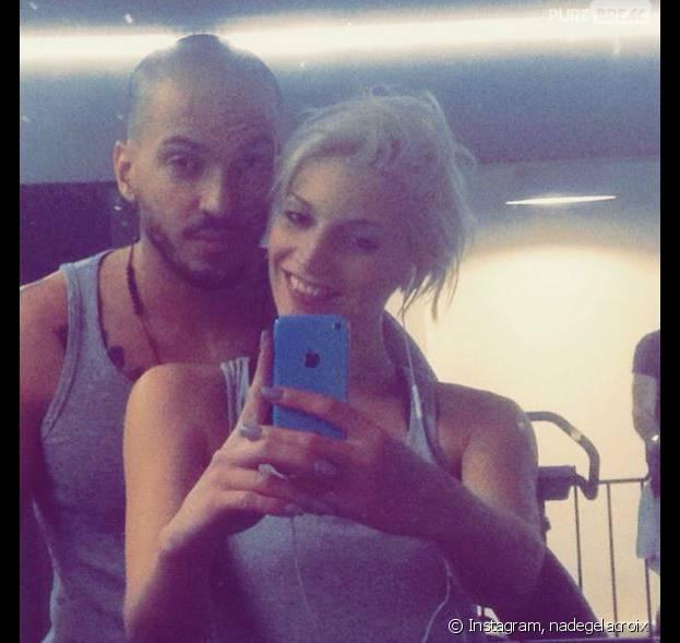 Nadège Lacroix et Nicolas (Friends Trip) 2 en couple et complices sur Instagram