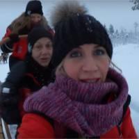 Emmy : chiens de traîneaux et Père Noël, l'incroyable voyage en Laponie de la Youtubeuse
