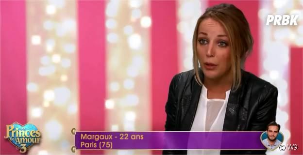 Margaux (Les Princes de l'amour 3) dans l'épisode du 13 janvier 2015 sur W9