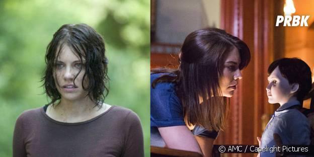 Lauren Cohan dans The Walking Dead et The Boy