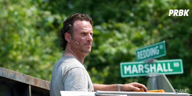 Andrew Lincoln dans The Walking Dead