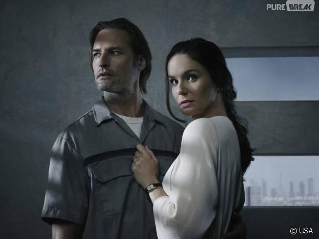 Colony : Josh Holloway et Sarah Wayne Callies de retour dans la série