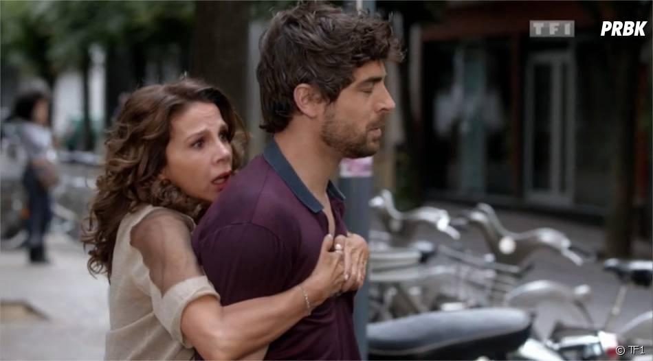 Clem saison 6 : Adrian et Caro sur une photo