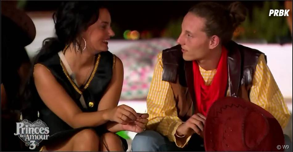 Eve et Djémil (Les Princes de l'amour 3) se retrouvent dans l'épisode du 13 janvier 2015 sur W9