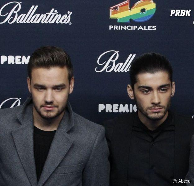 One Direction : Zayn Malik et Liam Payne toujours amis ?