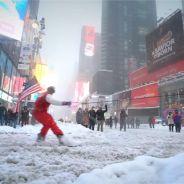 Un Youtuber fait du snowboard dans les rues de New York et sa vidéo fait le buzz